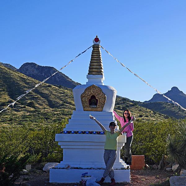 Volunteer Stupa