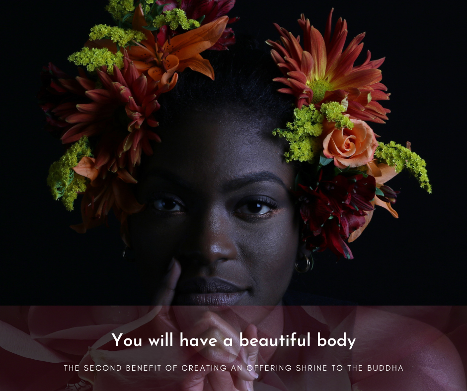 You will have a beautiful body.